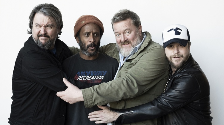 Elbow's latest album Giants of All Sizes expresses their feelings of mourning and loss both personal and national.