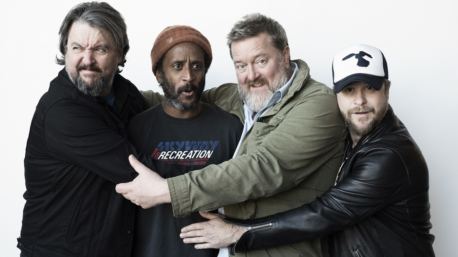 "Elbow's latest album Giants of All Sizes expresses their feelings of mourning and loss both personal and national. Frontman Guy Garvey describes the record as ""having a huge-but-bruised heart."""