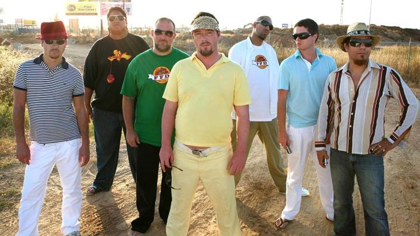 """New Zealand's Fat Freddy's Drop call their sound """"hi-tek soul""""-- an alluring mix of reggae, soul and dub. They'll perform songs from their new release on Morning Becomes Eclectic at 11:15am."""