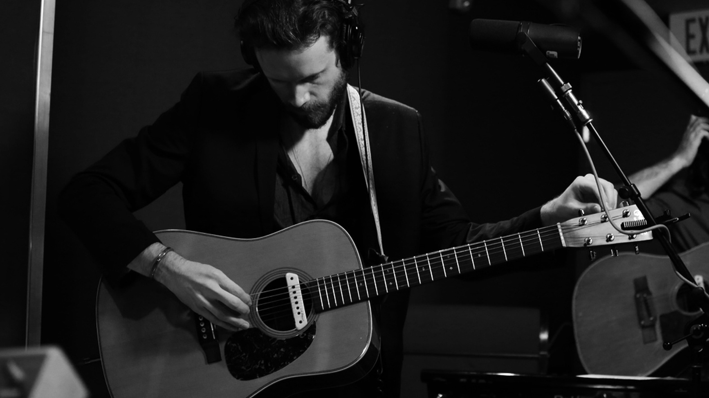 Father John Misty is an intriguing character created by former Fleet Foxes drummer J. Tillman. He took the music world by storm with his 2012 debut and his sophomore album,I Love You, Honeybear, explores married love.