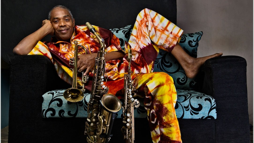 Femi Kuti is the eldest son of Afrobeat pioneer Fela Kuti, and took up the reins after his death.