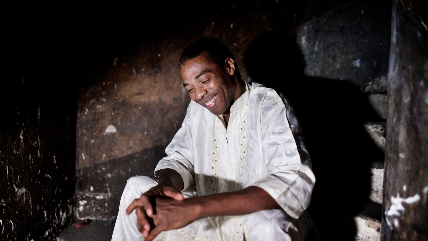 Afrobeat prince Femi Kuti brings his big band, The Positive Force, for a live session celebrating his new release, Africa for Africa.