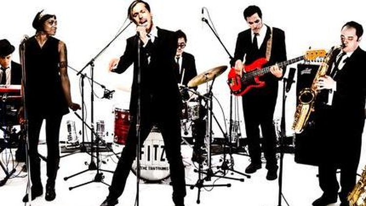 Fun and funky soul music from Fitz & The Tantrums makes breaking up sound good! The LA band will deliver a catchy set of songs for Morning Becomes Eclectic listeners at 11:15am.