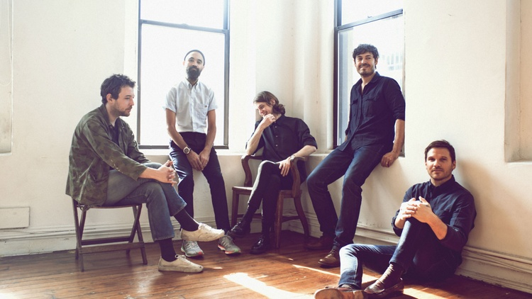 Anticipation for a new Fleet Foxes album has grown steadily over their six-year hiatus. (10am)