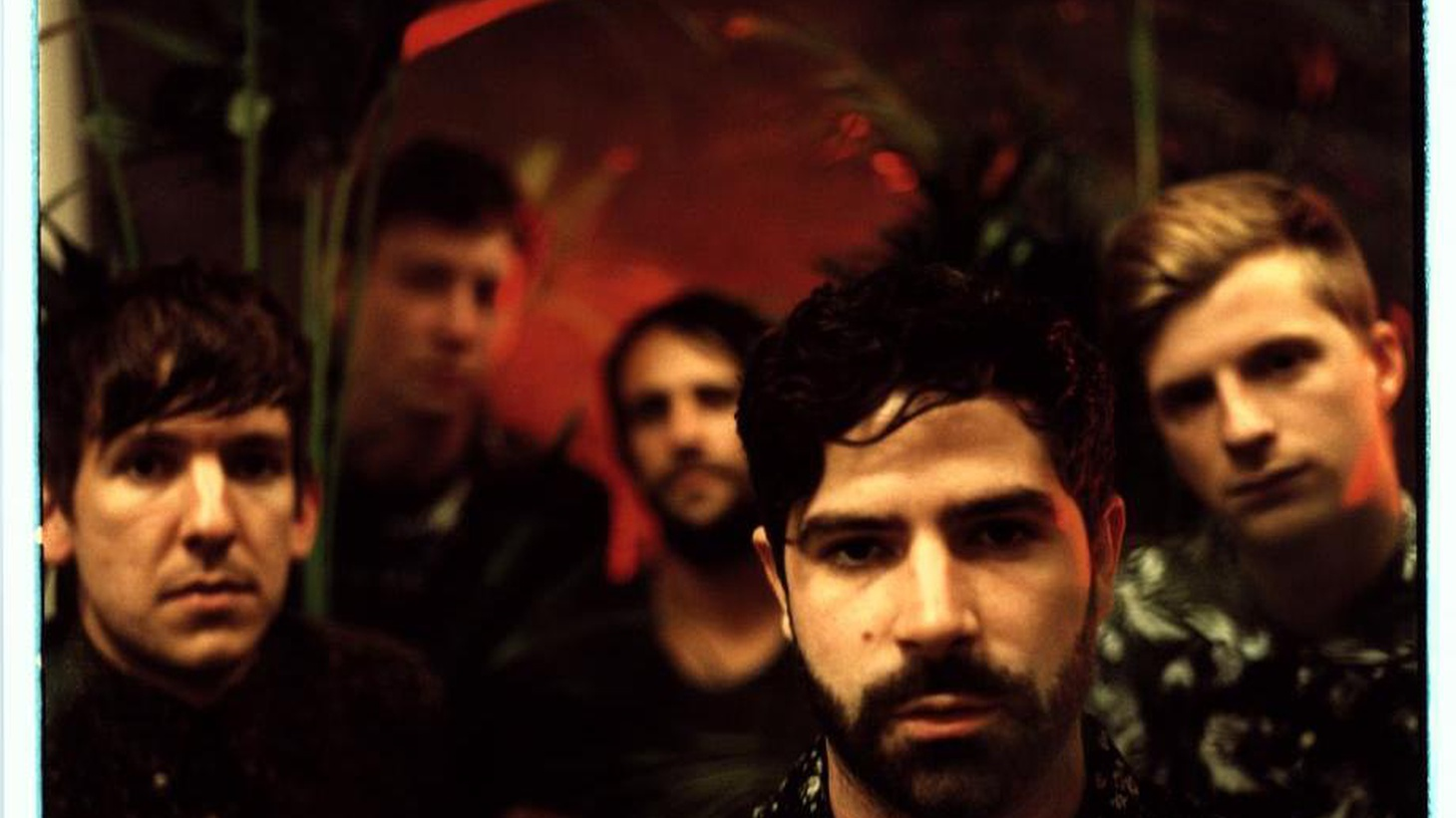 Oxford-based Foals are one of Britain's most successful modern bands. They take a break between their Coachella dates...