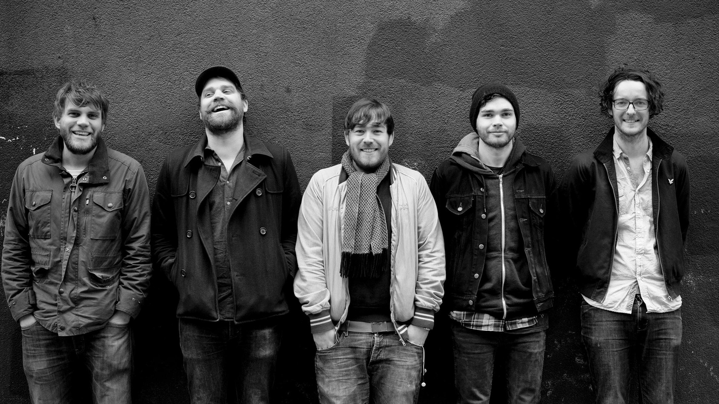 Scottish band Frightened Rabbit have created one of Jason Bentley's favorite albums of the year...