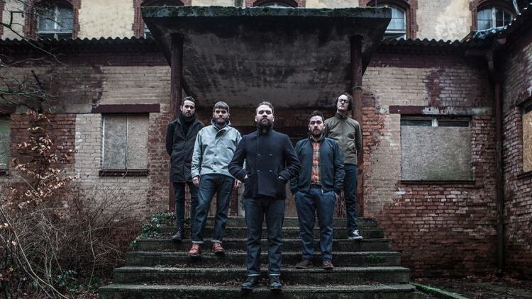 Scottish indie rock purveyors Frightened Rabbit further perfect their gloomy yet grandiose style on their fourth full length, Painting of a Panic Attack.