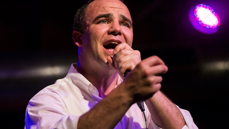 The last few years have been a whirlwind for Baltimore synth-pop trio Future Islands.