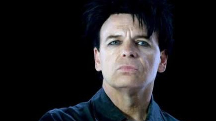 New wave pioneer Gary Numan joins us for his Morning Becomes Eclectic debut performance at 11:15am.