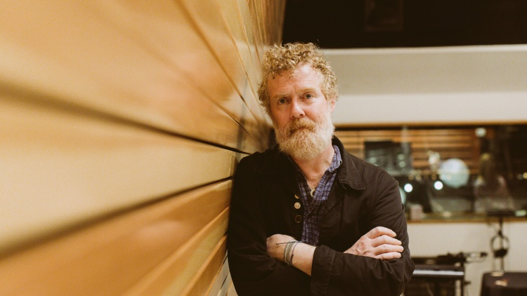 Glen Hansard performs music from 'This Wild Willing' and talks about his writing process for the new album