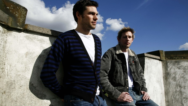 Tom Findlay and Andy Cato are the masterminds behind the electronic dance stylings of Groove Armada. We'll hear a set of songs from their recent release Black Light and catch up with them upon their return to Morning Becomes Eclectic at 11:15am.