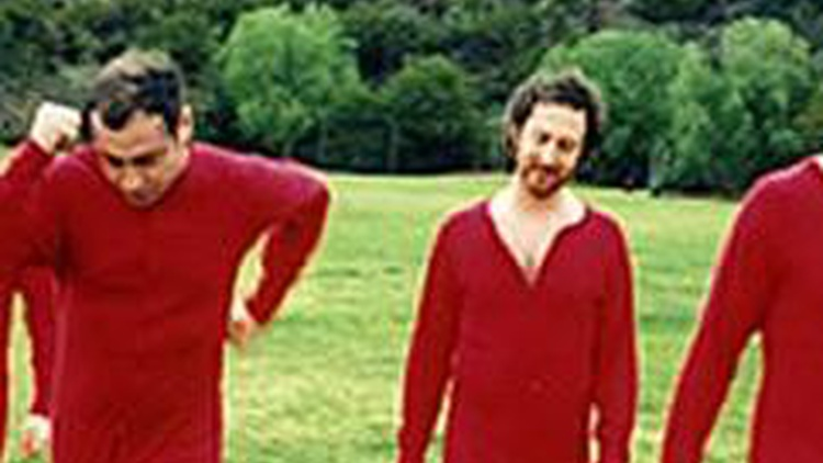 Boston trio Guster return with a new batch of infectious and catchy songs on Morning Becomes Eclectic.