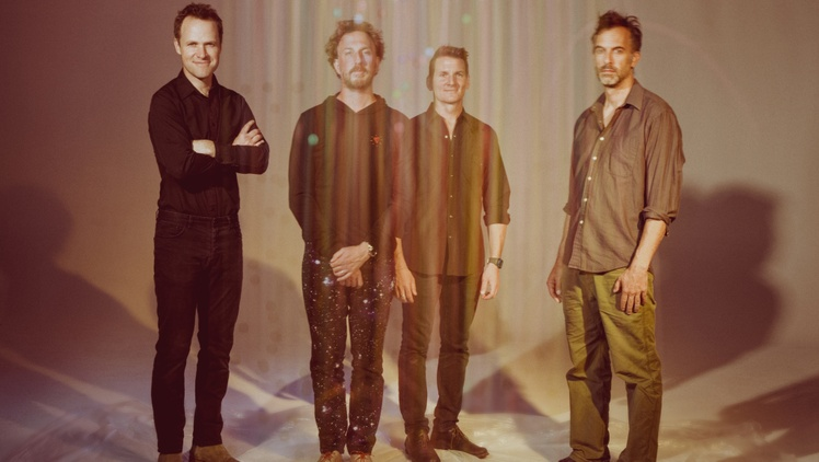 Boston indie rockers Guster join us in live performance on the heels of the release of their eighth studio album Look Alive.