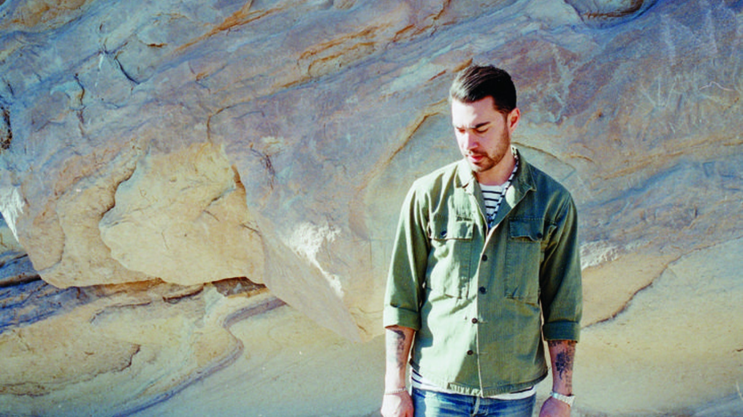 We welcome the raw blues energy and dramatic flair of Hanni El Khatib when the LA-based musician returns...