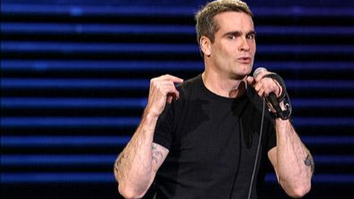 Raconteur Henry Rollins is guest deejay on Morning Becomes Eclectic at 11:15am.