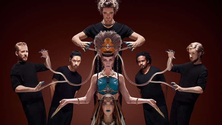 KCRW DJ's have been championing the soulful mix from Melbourne's Hiatus Kaiyote for some time...