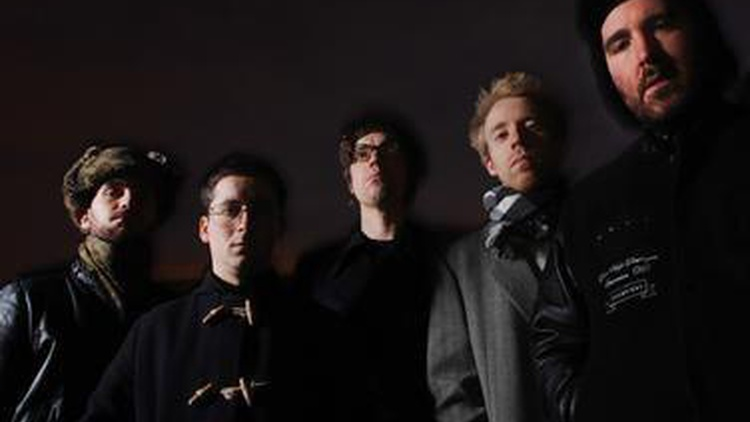 UK band Hot Chip bring the party whenever they play live...