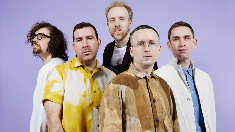 On their seventh studio album A Bath Full of Ecstasy, Hot Chip take their dance floor anthems to new heights with the guidance of co-producers Philippe Zdar and Rodaidh McDonald.