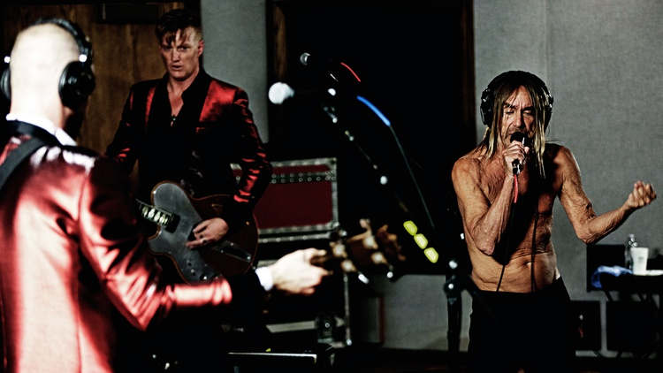 Iggy Pop is back!
