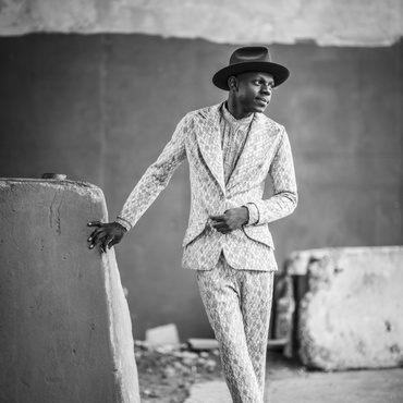 J.S. Ondara arrived to the U.S. at 20 years old, and 6 years later released his debut album Tales of America.