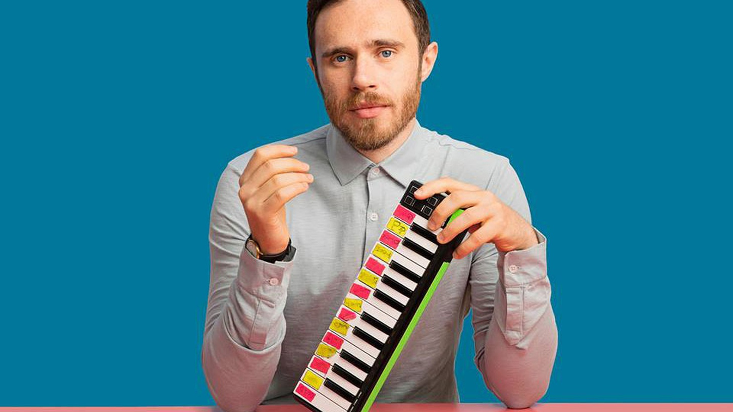 Irish singer/songwriter James Vincent McMorrow made a sonic shift on his new album by infusing his songs with R&B and electronic elements.