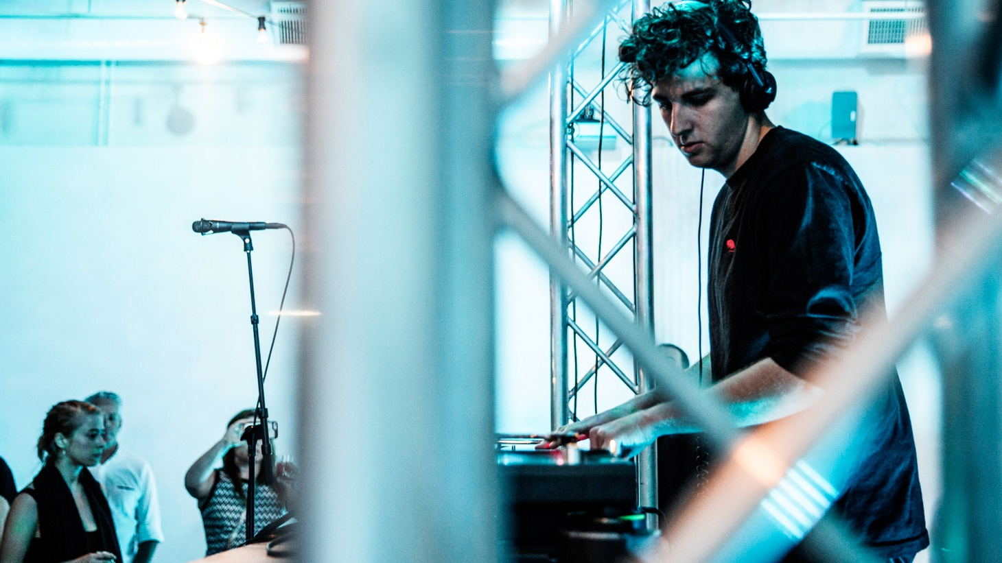Producer Jamie xx burst onto the music scene as part of the highly successful group The xx and finally released his solo debut earlier this year. It's a dazzling collection of songs and is among the most played albums of the year at KCRW.
