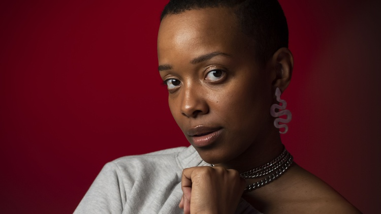 Before heading home to Chicago at the end of her tour, Jamila Woods brought her band to KCRW. She performed a handful of powerful tracks from her latest release Legacy! Legacy!