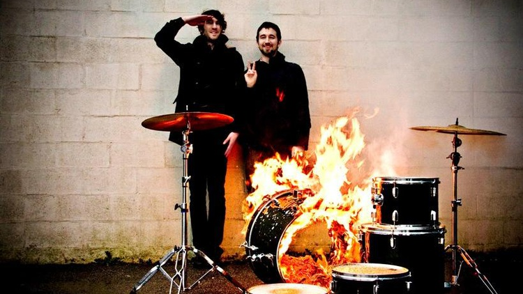Vancouver's garage rock duo Japandroids received critical acclaim for their debut album and are preparing for a summer touring major music festivals around the world. Get a preview when they perform on Morning Becomes Eclectic at 11:15am.