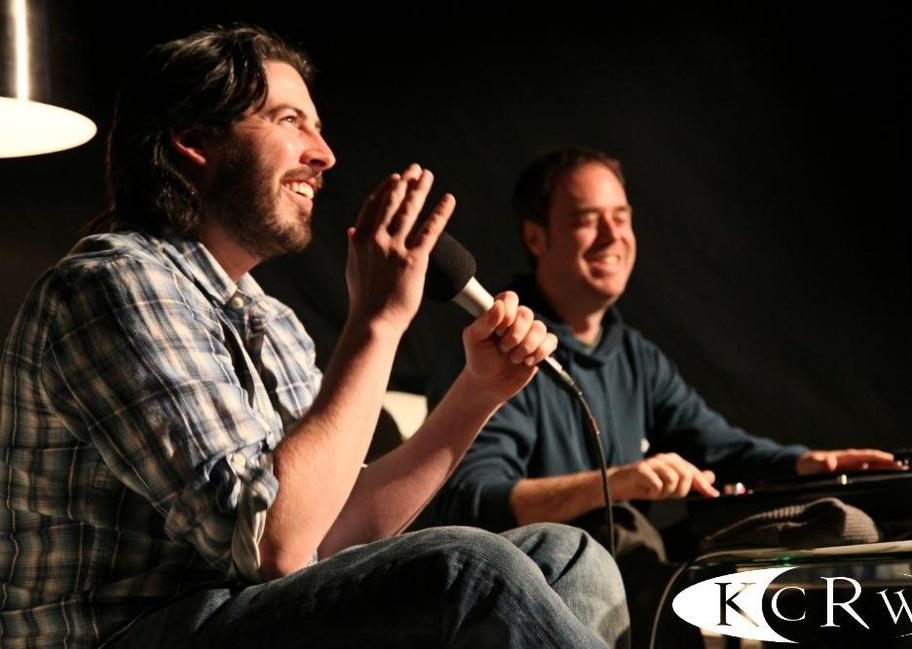 Jason Reitman and Cut Chemist