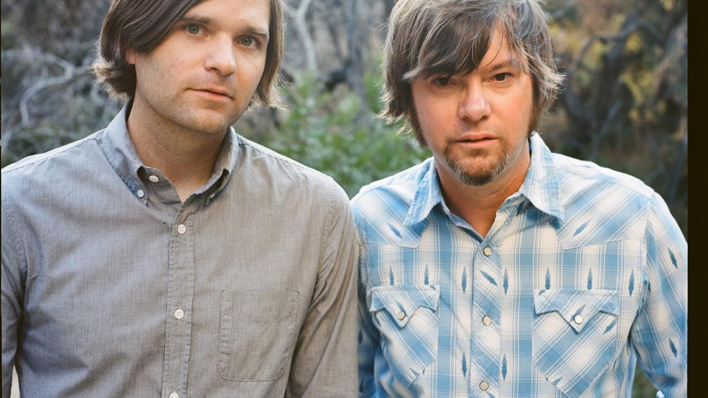 Jay Farrar of Son Volt and Ben Gibbard of Death Cab for Cutie seem like an unlikely pairing, but their shared appreciation for Beat writer Jack Keroauc lead them to write songs with lyrics taken from the 1962 novel, Big Sur. They'll share their music live on Morning Becomes Eclectic at 11:15am.