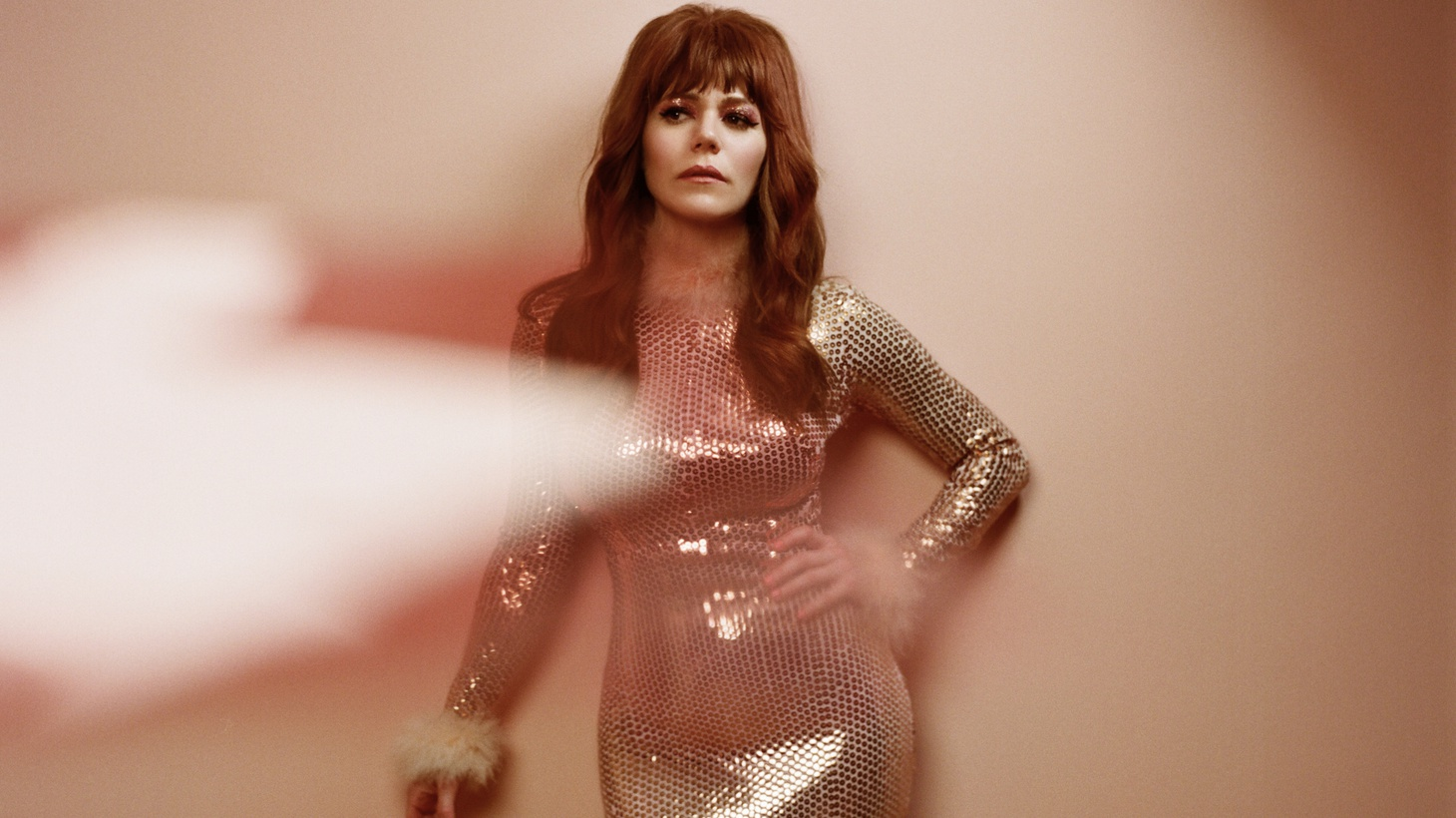 """Jenny Lewis' voice is as alluring as her lyrics. At times punchy and defiant, but always warm and honest. On her new album """"On The Line,"""" she delivers piano-driven songs with hints of country under tones"""
