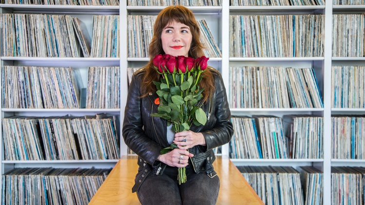 Jenny Lewis hosts Valentine's Day guest DJ set