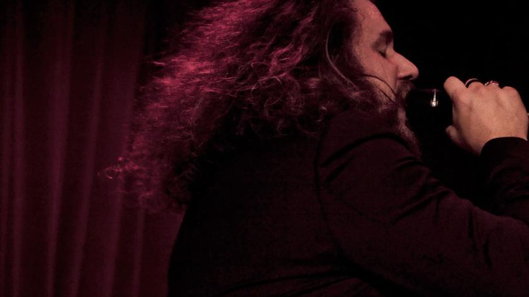 My Morning Jacket frontman Jim James performed songs from his soulful solo debut in front of a small audience at KCRW's Apogee Sessions.