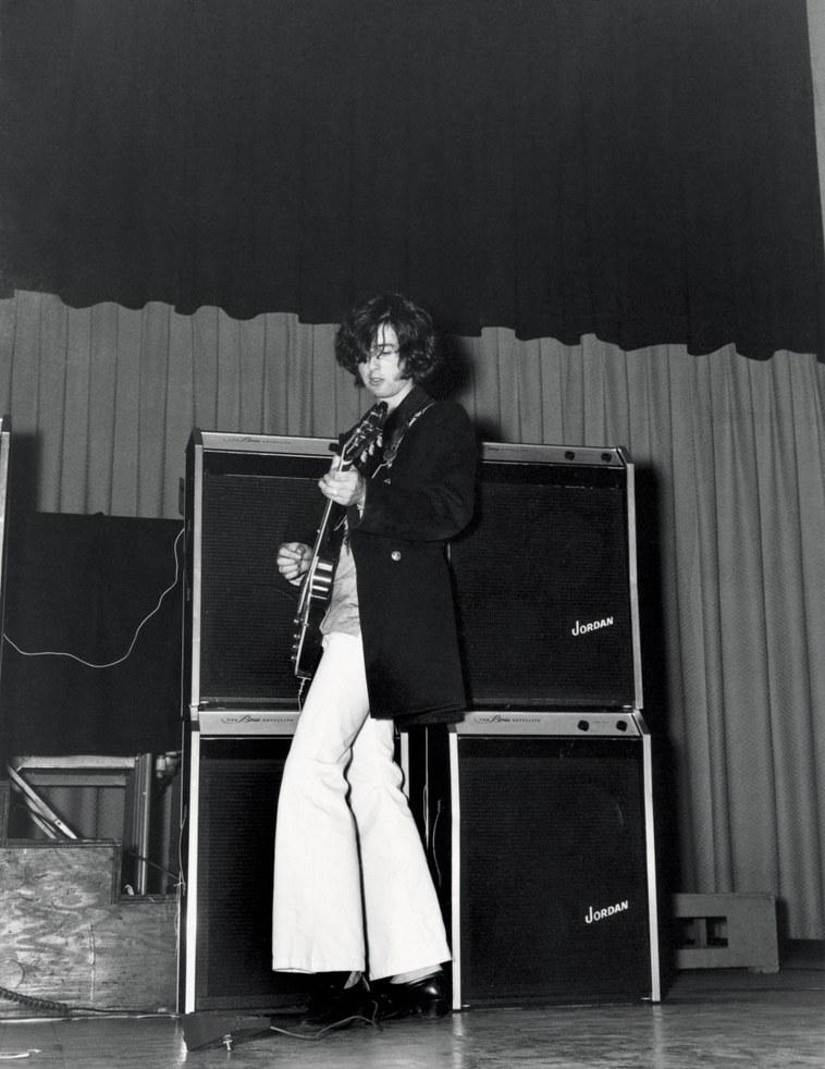 The Yardbird playing the Casino Ballroom, Catalina