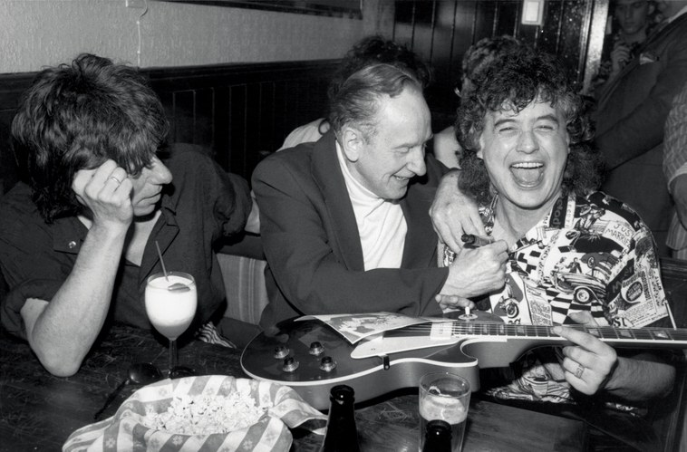 Les Paul's 72nd Birthday