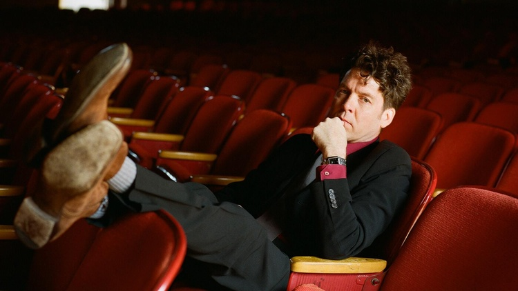 """Joe Henry is a Grammy Award-winning producer and prolific artist. DJ Chris Douridas thinks Henry's new album is among his best and calls it """"a tremendous piece of work."""" You can hear a full band performance on Morning Becomes Eclectic at 11:15am."""