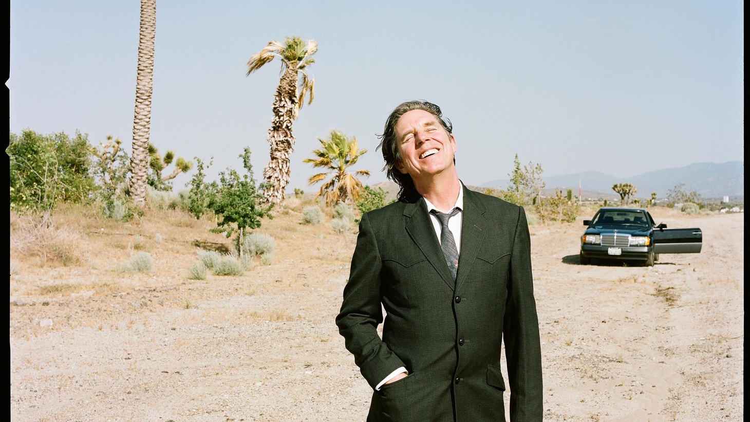 John Doe co-founded SoCal's proudest entry in the world of punk, the band X. He continues to shine in his solo career, where he leans towards deeply personal songs..