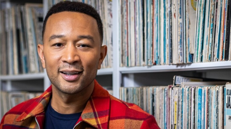 John Legend Holiday Guest DJ Set