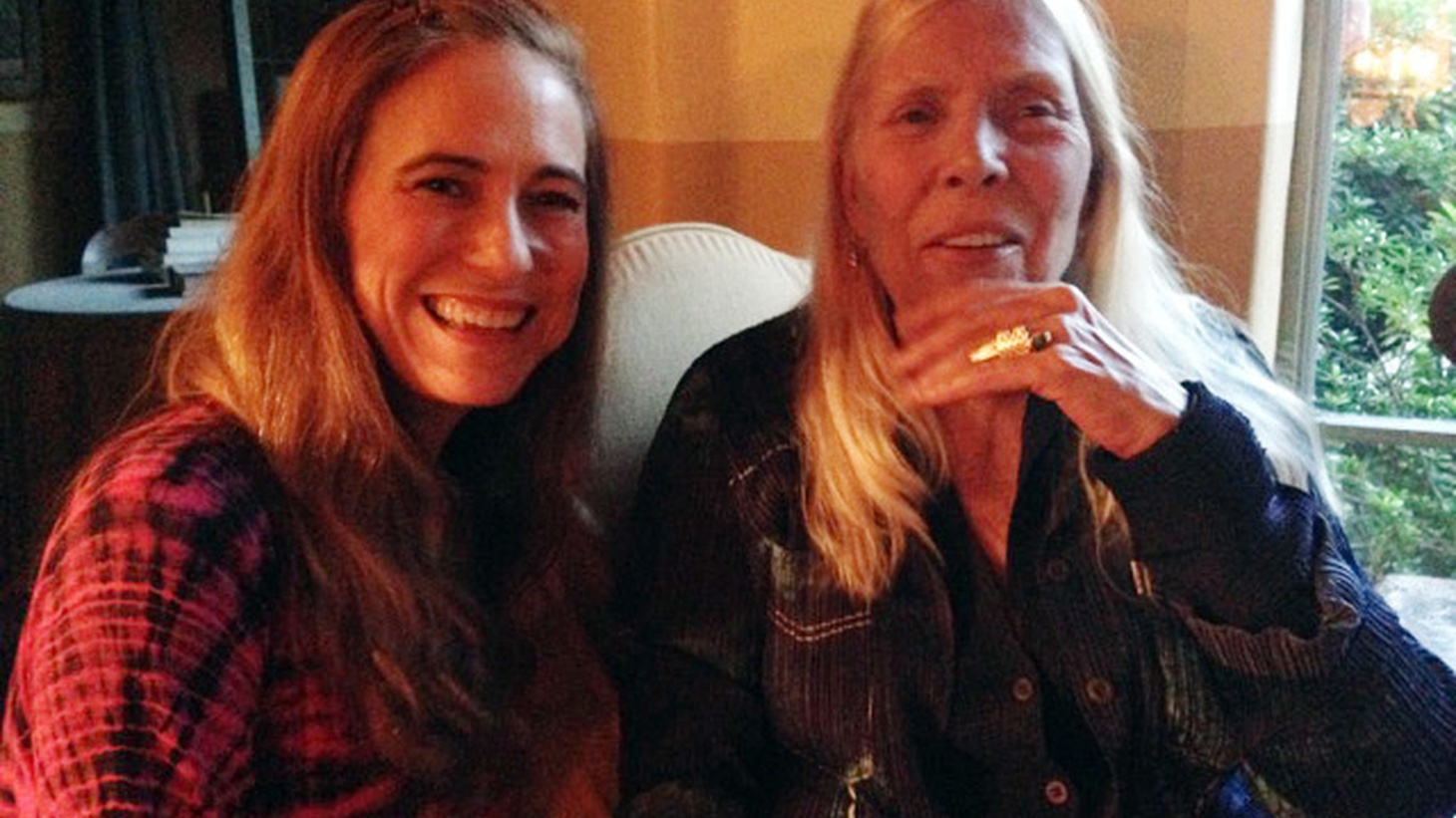 On the eve of Valentine's Day, we explore love with a conversation between Joni Mitchell and host Liza Richardson on Morning Becomes Eclectic in the 11 o'clock hour.