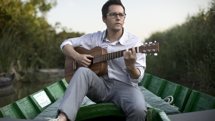 Josh Rouse's perfectly crafted pop songs get a Latin twist on his new album.