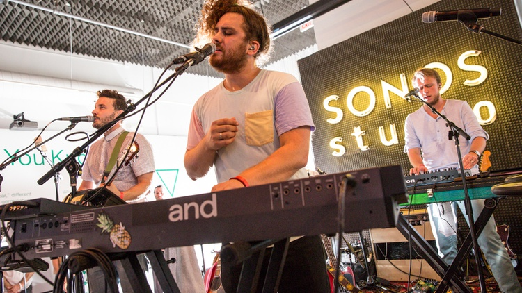 JR JR won us over with their catchy pop songs starting five years ago when they went by the name Dale Earnhardt Jr Jr. Now, with a new name, they are starting a fresh chapter in their career.