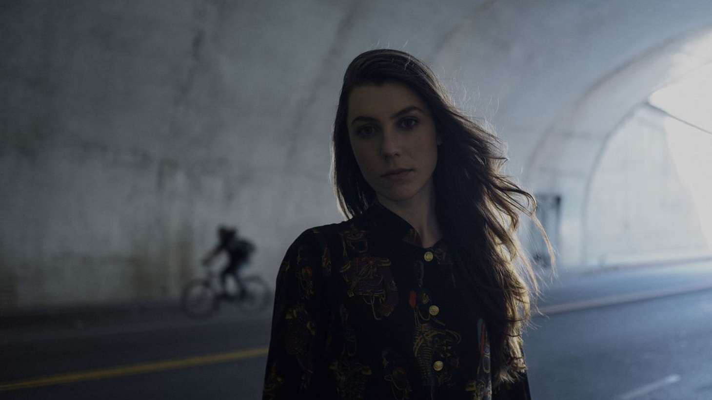 Julia Holter is a Los Angeles-based singer whose experimental pop music has made her a critics' favorite.