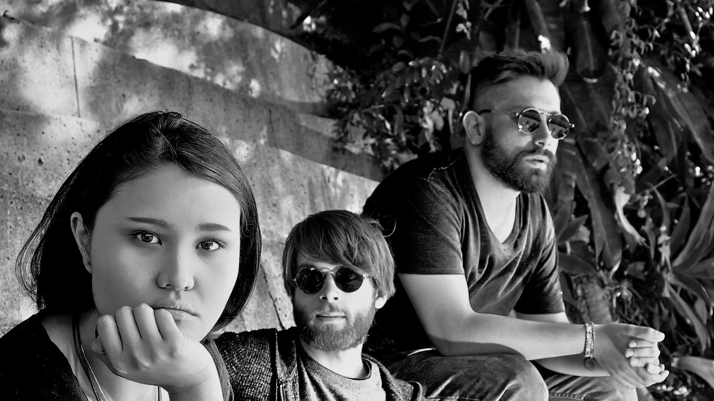 Orchestral pop outfit Kan Wakan are a large band employing a multitude of instruments to create layers and layers of sound.