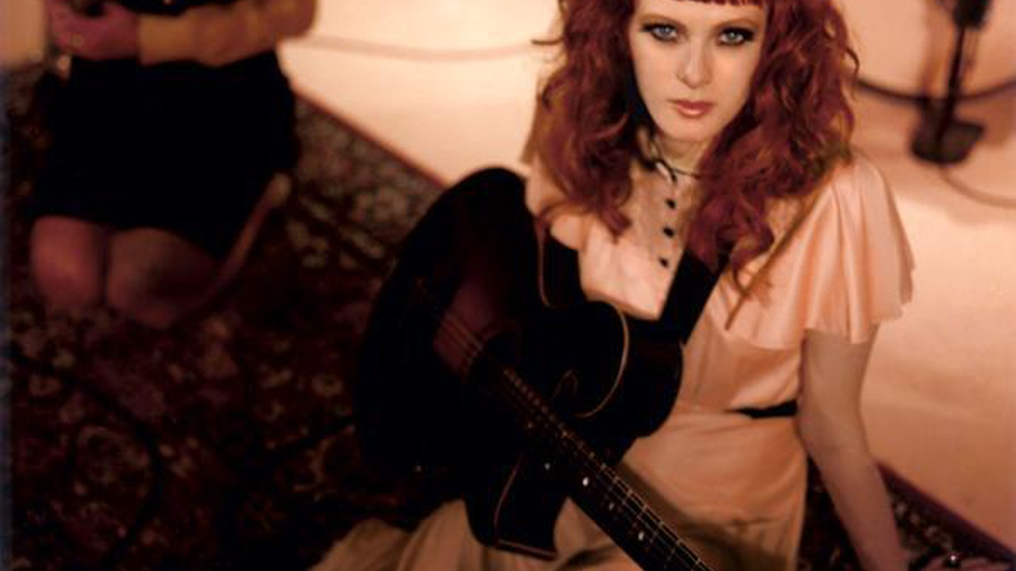 Karen Elson has it all-- she's a model, mother, wife of Jack White, and a talented singer in her own right. Her songs are elegantly crafted and her voice is hauntingly beautiful. We're thrilled to feature a live session with this chanteuse and her stellar band on Morning Becomes Eclectic at 11:15am.