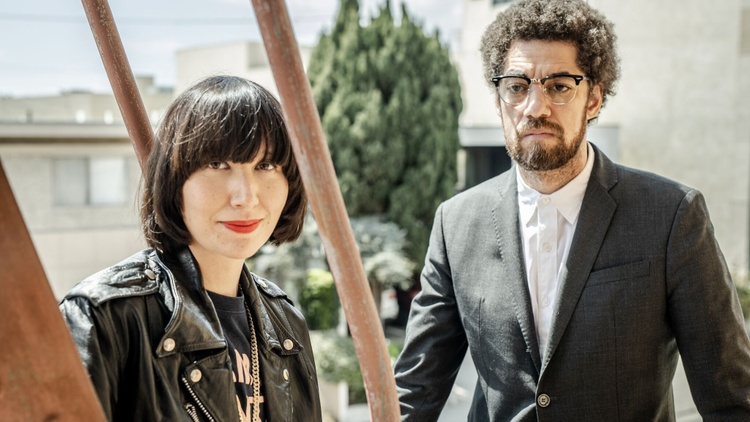 The sublime collaboration between Karen O and Danger Mouse has produced the adventurous new album Lux Prima.