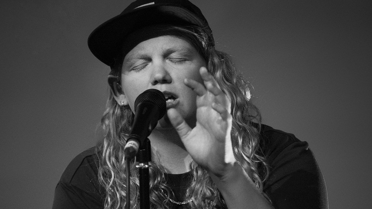 Watch: Poet, novelist, playwright and spoken word artist Kate Tempest