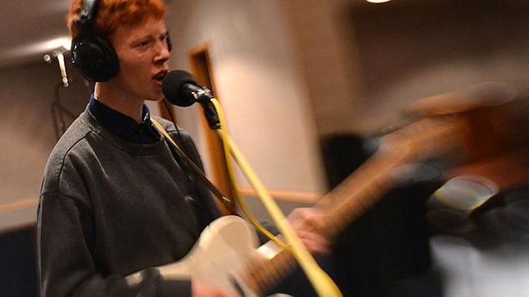 King Krule is the alias of 19-year-old wunderkind Archy Marshall. KCRW DJs are incredibly excited about this UK artist and his new CD was an immediate station favorite.
