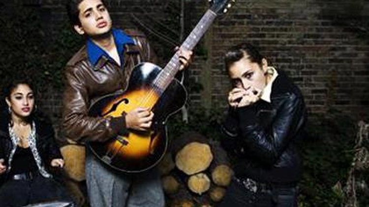 Reared in a music-loving household in North London, sibling trio Kitty Daisy & Lewis create original rockabilly, R&B and vintage country songs which they'll share with Morning Becomes Eclectic listeners at 11:15am.