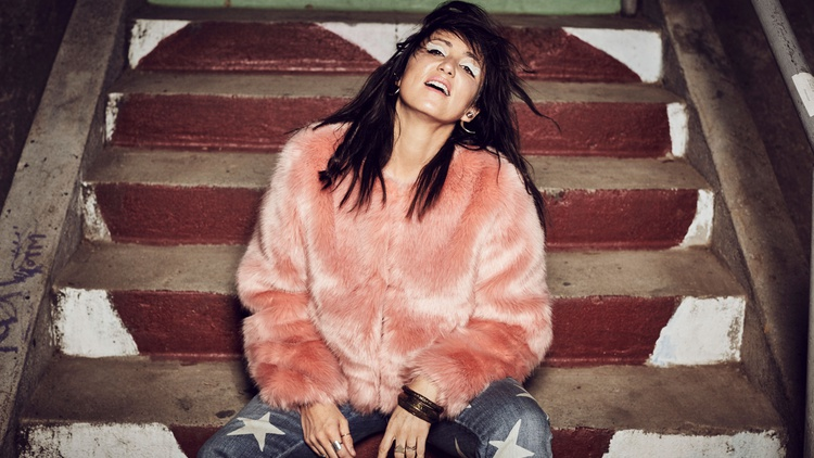 Scottish singer-songwriter KT Tunstall moved to LA and created her poppiest record yet with Kin.