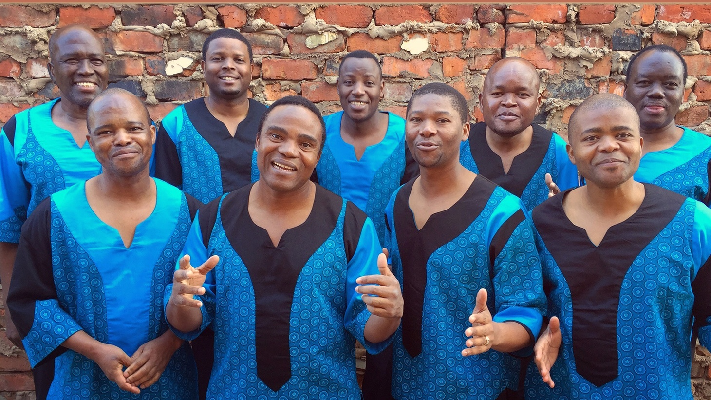 Acclaimed a capella group Ladysmith Black Mambazo join us to share a selection of uplifting favorites from throughout their incredible career.